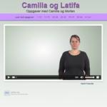 Camilla & Latifa (oppgaver)