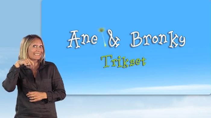 Trikset-animasjonsfilm for barn